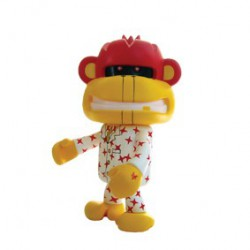 Figur Fling Monkey Business by Devilrobots Adfunture Geneva Store Switzerland