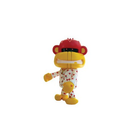 Figur Fling Monkey Business by Devilrobots Adfunture Large Toys Geneva