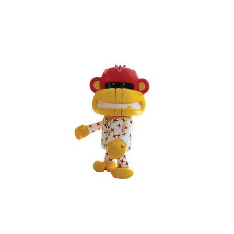 Figurine Fling Monkey Business par Devilrobots Adfunture Boutique Geneve Suisse
