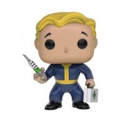 Figurine Pop Jeux Vidéo Fallout Vault Boy Medic Édition Limitée Funko Boutique Geneve Suisse