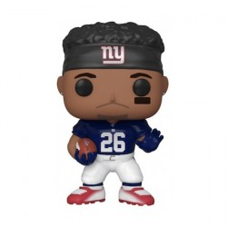 Figurine Pop NFL Giants Saquon Barkley Funko Boutique Geneve Suisse