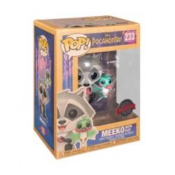 Figurine Pop Disney Pocahontas Meeko et Flit Edition Limitée Funko Boutique Geneve Suisse
