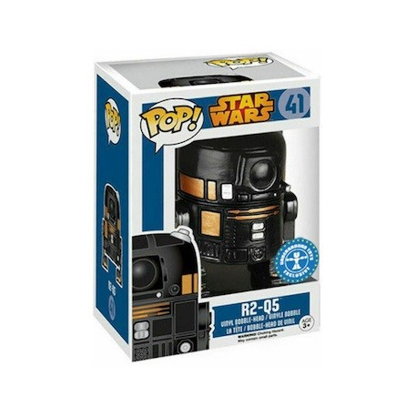 Figur Pop Star Wars R2-Q5 Limited Edition Funko Geneva Store Switzerland