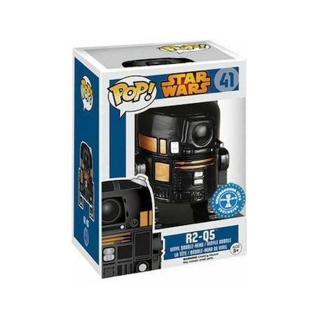 Figurine Pop Star Wars R2-Q5 Edition Limitée Funko Boutique Geneve Suisse
