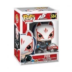 Figurine Pop Persona 5 Fox Edition Limitée Funko Boutique Geneve Suisse