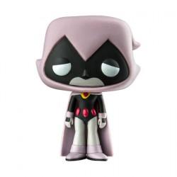 Figurine Pop Dc Teen Titans Go Raven Grey Édition Limitée Funko Boutique Geneve Suisse