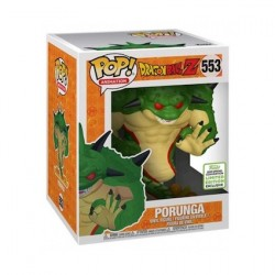 Figur Pop 15 cm ECCC 2019 Dragon Ball Z Porunga Limited Edition Funko Geneva Store Switzerland