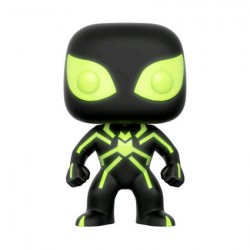Figur Pop Glow in the Dark Marvel Spider-Man Stealth Suit Limited Edition Funko Geneva Store Switzerland