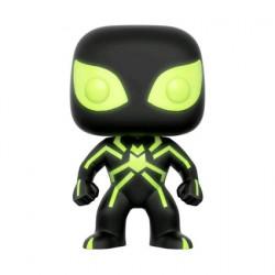 Figuren Pop Phosphoreszierend Marvel Spider-Man Stealth Suit Limitierte Auflage Funko Genf Shop Schweiz