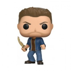 Figurine Pop Supernatural Dean with Knife Édition Limitée Funko Boutique Geneve Suisse