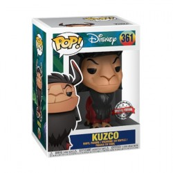 Figur Pop Disney Emperors New Groove Kuzco Llama Limited Edition Funko Geneva Store Switzerland