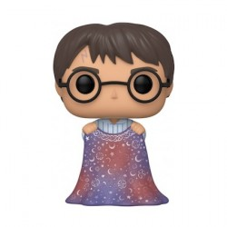 Figurine Pop Harry Potter Harry avec Cape d'Invisibilité Funko Boutique Geneve Suisse