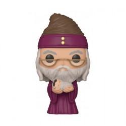 Figurine Pop Harry Potter Dumbledore avec Bébé Harry Funko Boutique Geneve Suisse