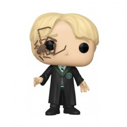 Figur Pop Harry Potter Draco Malfoy with Whip Spider Funko Geneva Store Switzerland