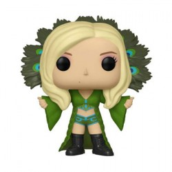 Figurine Pop WWE Charlotte Flair Funko Boutique Geneve Suisse