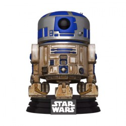 Figur Pop Star Wars R2-D2 Dagobah Limited Edition Funko Geneva Store Switzerland