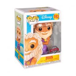 Figurine Pop Disney Hercules Zeus with Cloud Pegasus Edition Limitée Funko Boutique Geneve Suisse