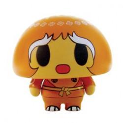 Figurine Lucky Pinky 01 Friendly par Steven Lee Boutique Geneve Suisse