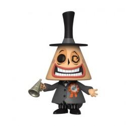 Figurine Pop L'Étrange Noël de Mr Jack Mayor avec Megaphone Funko Boutique Geneve Suisse