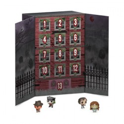 Figurine POP Pocket Calendrier de l´Avent 13 Jours Spooky Countdown Funko Boutique Geneve Suisse