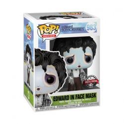Figur Pop Edward Scissorhands with Purple Face Mask Limited Edition Funko Geneva Store Switzerland