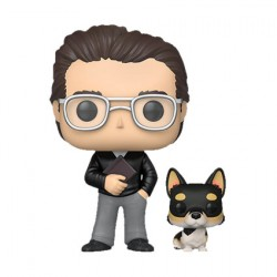 Figurine Pop Stephen King with Molly Edition Limitée Funko Boutique Geneve Suisse