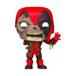 Figurine Pop Marvel Zombies Deadpool Zombie Funko Boutique Geneve Suisse