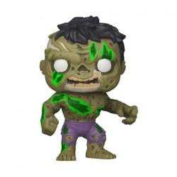 Figurine Pop Marvel Zombies Hulk Zombie Funko Boutique Geneve Suisse