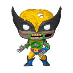 Figurine Pop Marvel Zombies Wolverine Zombie Funko Boutique Geneve Suisse