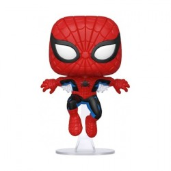 Figurine Pop Marvel 80th Anniversary First Appearance Spider-Man Funko Boutique Geneve Suisse