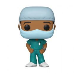 Figurine Pop Front Line Heroes Male Hospital Worker 2 Funko Boutique Geneve Suisse