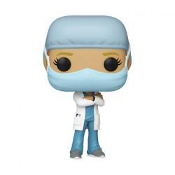 Figurine Pop Front Line Heroes Female Hospital Worker Funko Boutique Geneve Suisse
