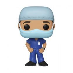 Figurine Pop Front Line Heroes Male Hospital Worker Funko Boutique Geneve Suisse