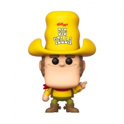 Figuren Pop Kellogg's Big Yella Limitierte Auflage (Ohne Aufkleber) Funko Genf Shop Schweiz
