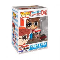 Figur Pop Where's Waldo? Wally with Woof Limited Edition Funko Geneva Store Switzerland