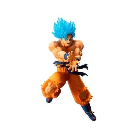 Figur Dragon Ball Statue Super Saiyan Son Goku 19 cm Bandai Geneva Store Switzerland