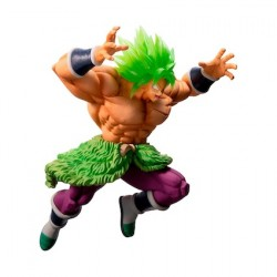 Figur Dragon Ball Statue Super Saiyan Broly Full Power 20 cm Bandai Geneva Store Switzerland