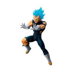 Figurine Dragon Ball Statuette Super Saiyan Vegeta 19 cm Bandai Boutique Geneve Suisse