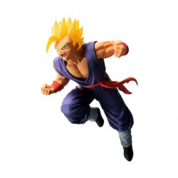 Figur Dragon Ball Statue Super Saiyan Son Gohan 94' 19 cm Bandai Geneva Store Switzerland