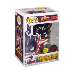 Figurine Pop Phosphorescent Marvel Venom Venomized Doctor Strange Edition Limitée Funko Boutique Geneve Suisse