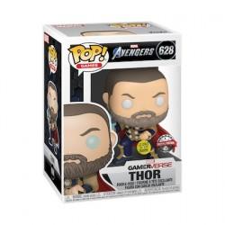 Figurine Pop Phosphorescent Marvel's Avengers (2020) Thor Edition Limitée Funko Boutique Geneve Suisse