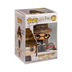 Figur Pop Harry Potter Sorting Hat Limited Edition Funko Geneva Store Switzerland