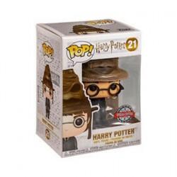 Figuren Pop Harry Potter Sorting Hat Limitierte Auflage Funko Genf Shop Schweiz