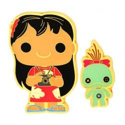 Figur Pop Pins Disney Lilo & Scrump Limited Edition Funko Geneva Store Switzerland