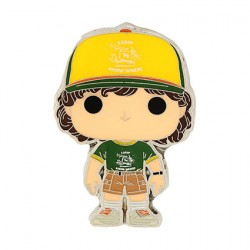 Figurine Pop Pins Stranger Things Dustin Edition Limitée Funko Boutique Geneve Suisse