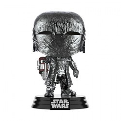 Figur Pop Chrome Star Wars Knight of Ren Arm Cannon Funko Geneva Store Switzerland