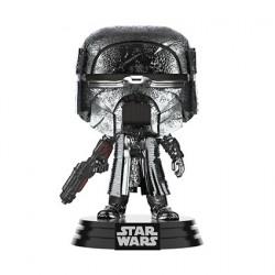 Figurine Pop Chrome Star Wars Knight Of Ren Blaster Riffle Funko Boutique Geneve Suisse