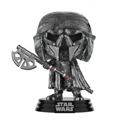 Figurine Pop Chrome Star Wars KOR Axe Funko Boutique Geneve Suisse