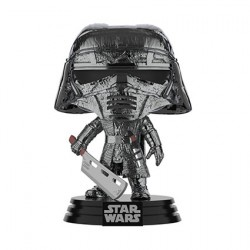 Figur Pop Chrome Star Wars Knight Of Ren Heavy Blade Funko Geneva Store Switzerland