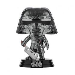 Figurine Pop Chrome Star Wars Knight Of Ren Heavy Blade Funko Boutique Geneve Suisse